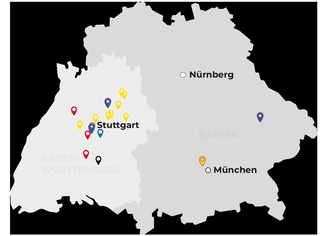 Sueddeutschland_Karte_Schaal_2020